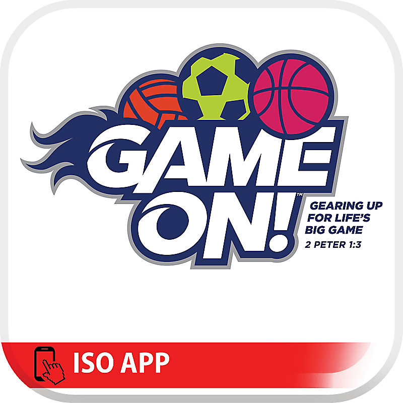 VBS 2018 Game On! IOS App