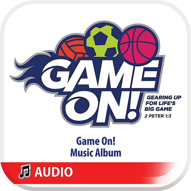 VBS 2018 Game On! Music Album