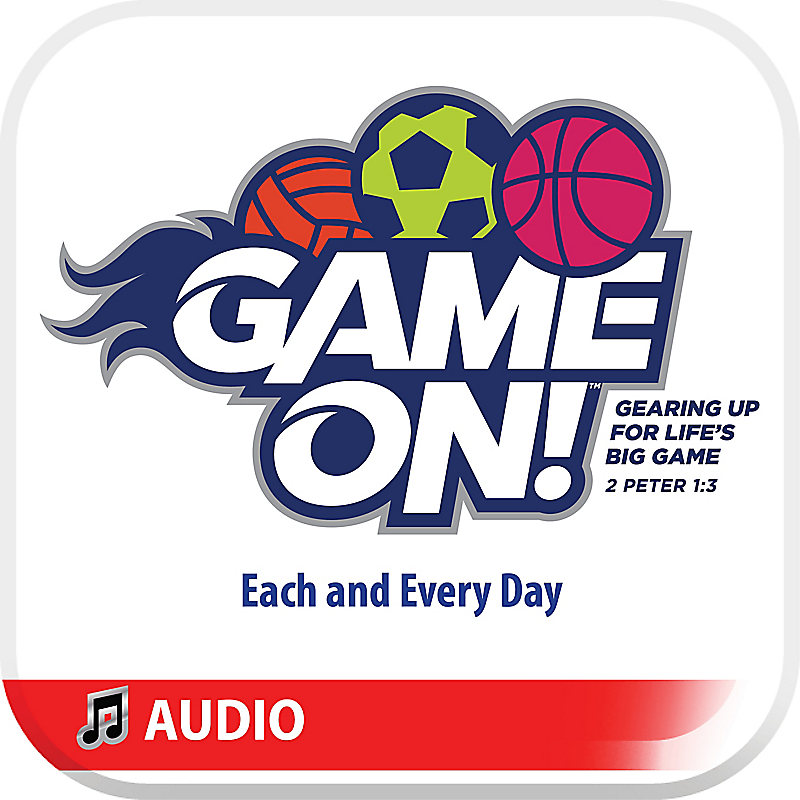 VBS 2018 Each and Every Day Audio