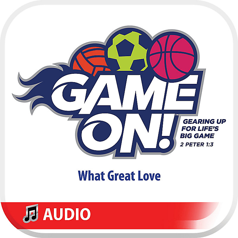 VBS 2018 What Great Love Audio