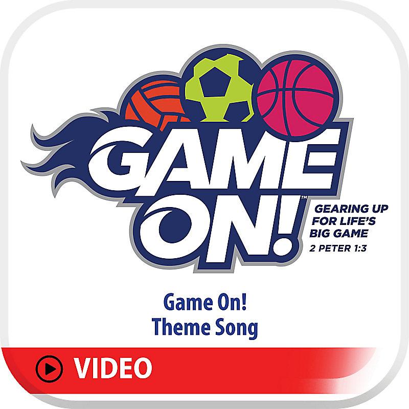 Vbs 2018 Game On Video Bundle Theme Song Lifeway