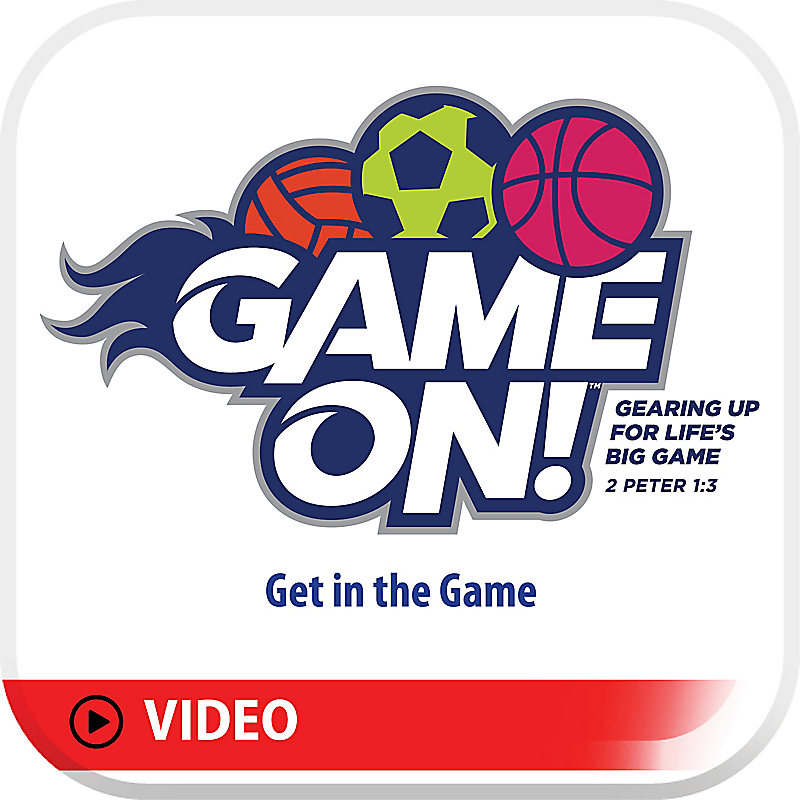 VBS 2018 Get in the Game Video Bundle