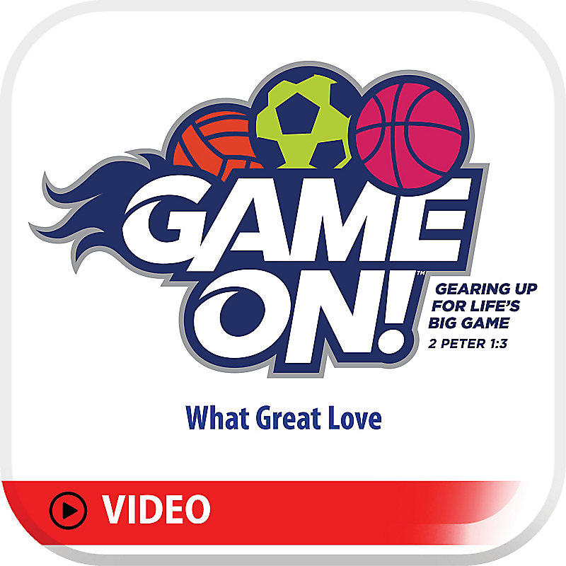 VBS 2018 What Great Love Video Bundle