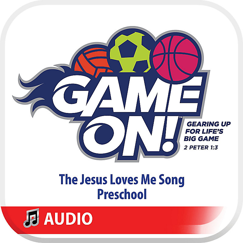 VBS 2018 Preschool: The Jesus Loves Me Song Audio