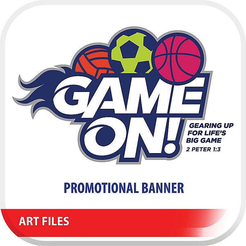 VBS 2018 Promotional Banner Art  Files