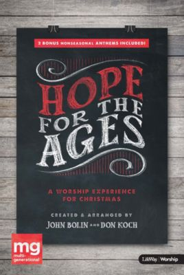hope for the ages choral book - Christmas Cantatas For Small Choirs
