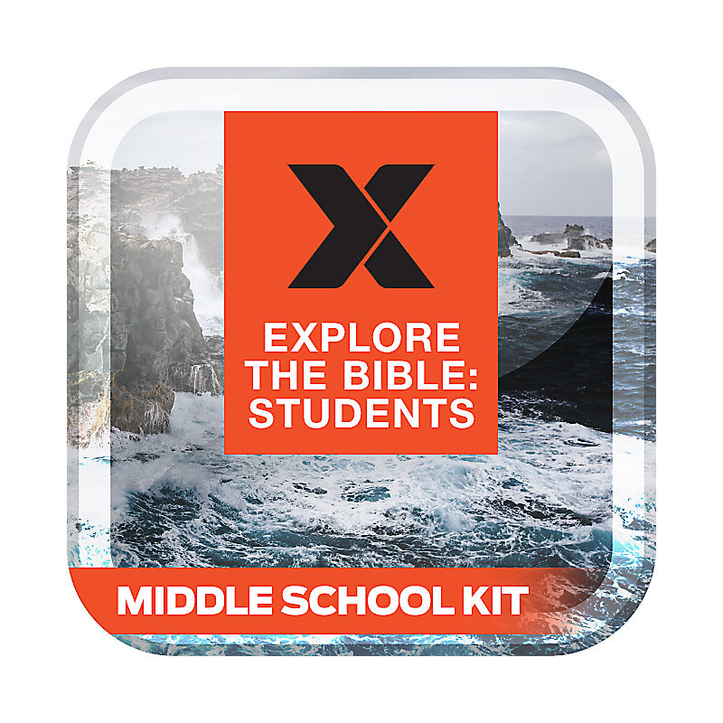 Explore the Bible: Students Middle School Kit Fall 2017