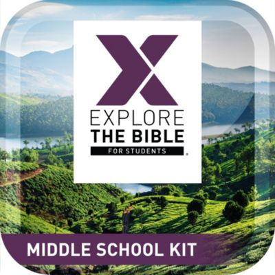 Explore the Bible Student Middle School Digital Kit