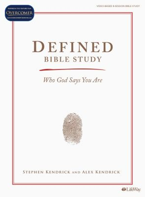 Defined - Bible Study Book
