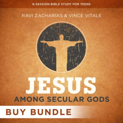 Jesus Among Secular Gods - Teen Bible Study Digital Leader Kit