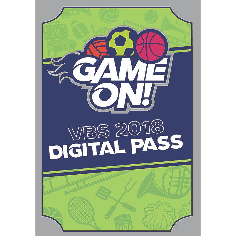 VBS 2018 Digital Pass