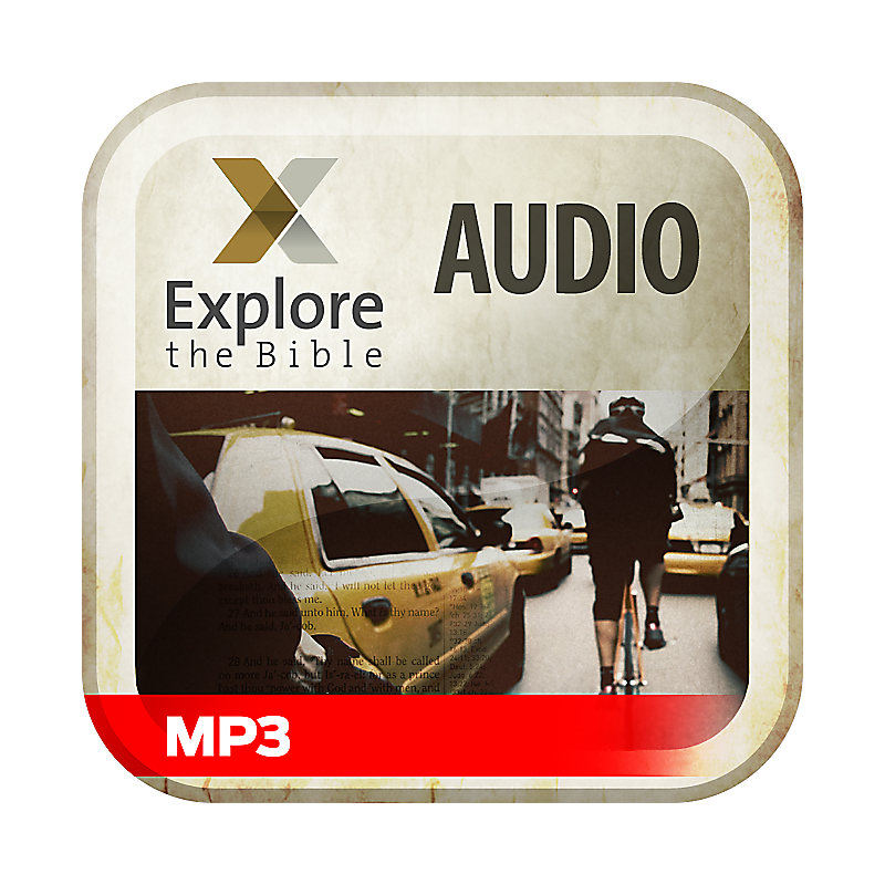 Explore the Bible: Audio Bundle - CSB - Spring 2019