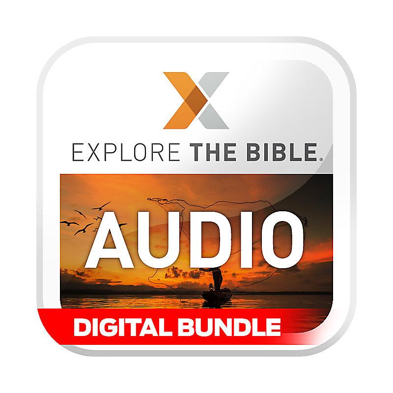 Explore the Bible: Audio Bundle - CSB - Winter 2021