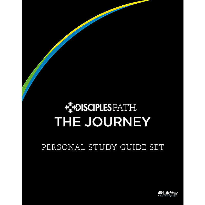 Disciples Path: The Journey - One Year Personal Study Guide Set