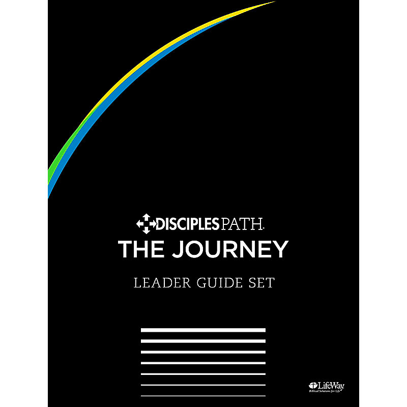Disciples Path: The Journey - One Year Leader Guide Set