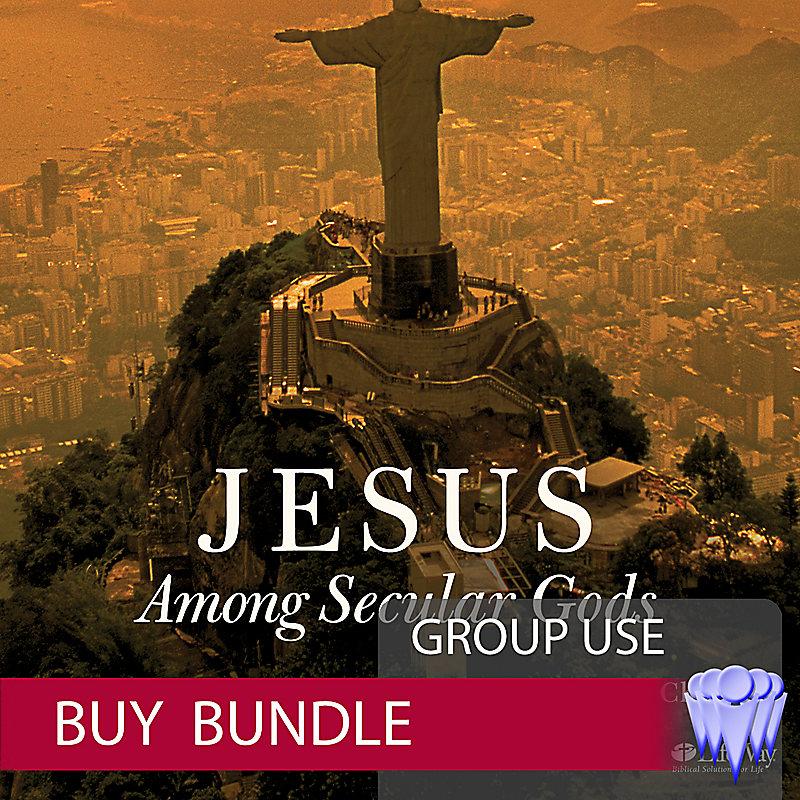 Jesus Among Secular Gods - Group Use Video Bundle - Buy