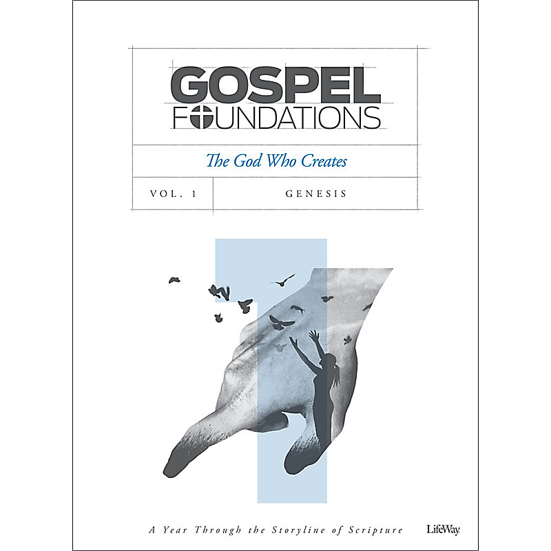 Gospel Foundations - Volume 1 - Bible Study Book
