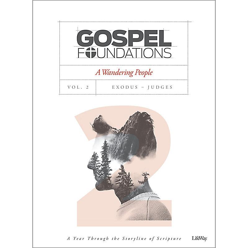 Gospel Foundations - Volume 2 - Bible Study Book
