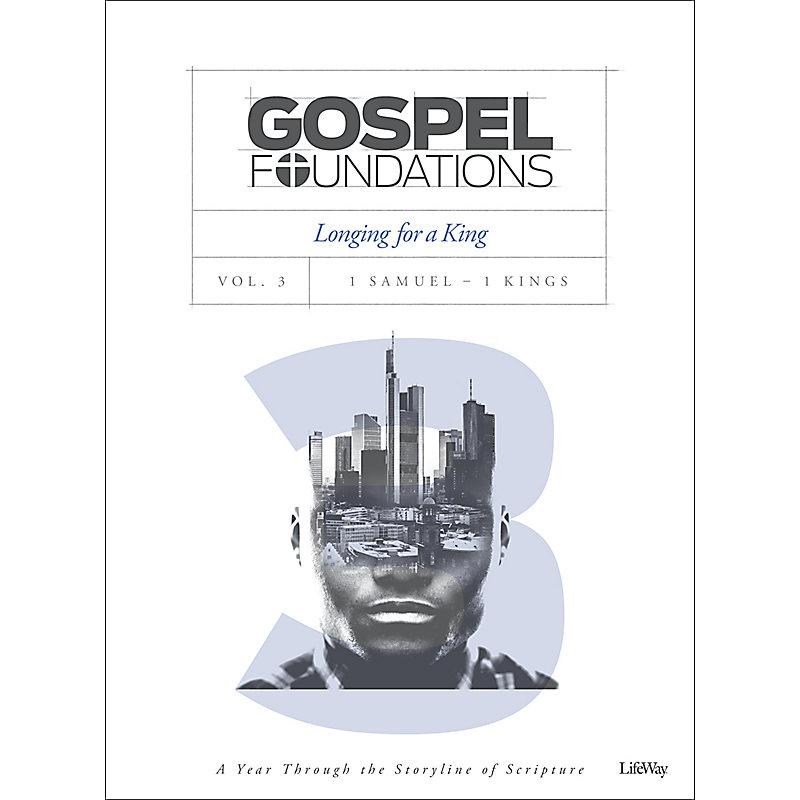 Gospel Foundations - Volume 3 - Bible Study Book