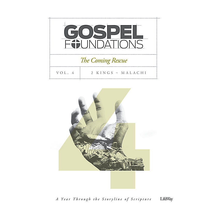 Gospel Foundations - Volume 4 - Bible Study Book