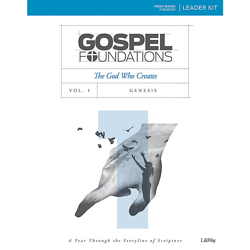 Gospel Foundations - Volume 1 - Leader Kit