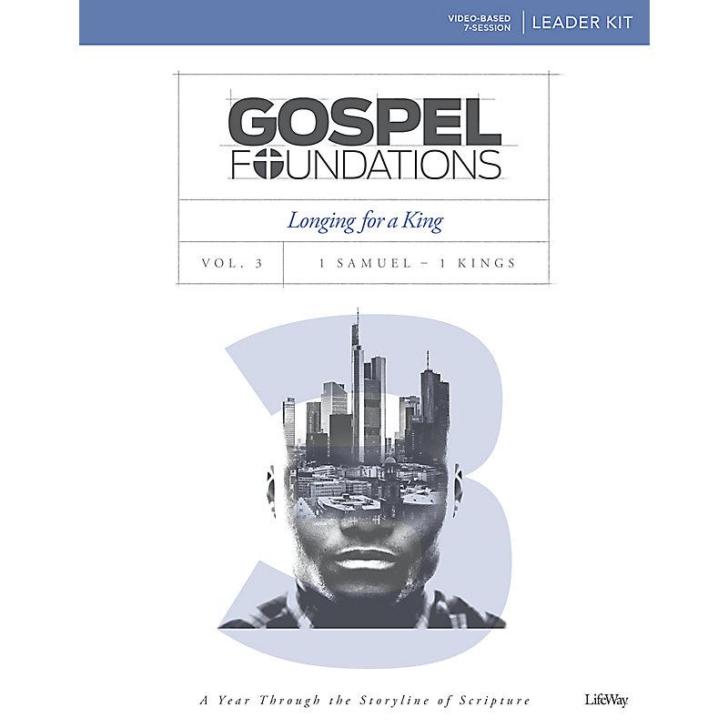 Gospel Foundations - Volume 3 - Leader Kit