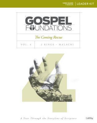 Gospel Foundations: Understanding the Bible   LifeWay