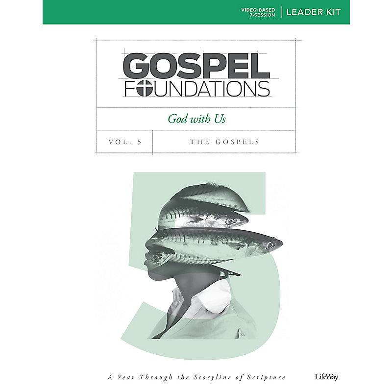 Gospel Foundations - Volume 5 - Leader Kit