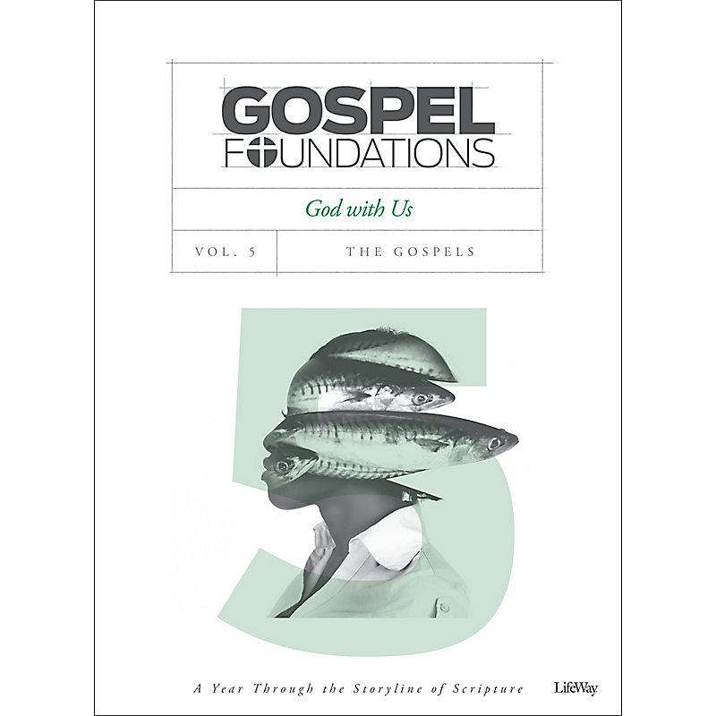 Gospel Foundations - Volume 5 - Bible Study eBook