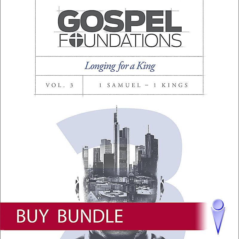 Gospel Foundations - Volume 3 - Video Bundle - Buy