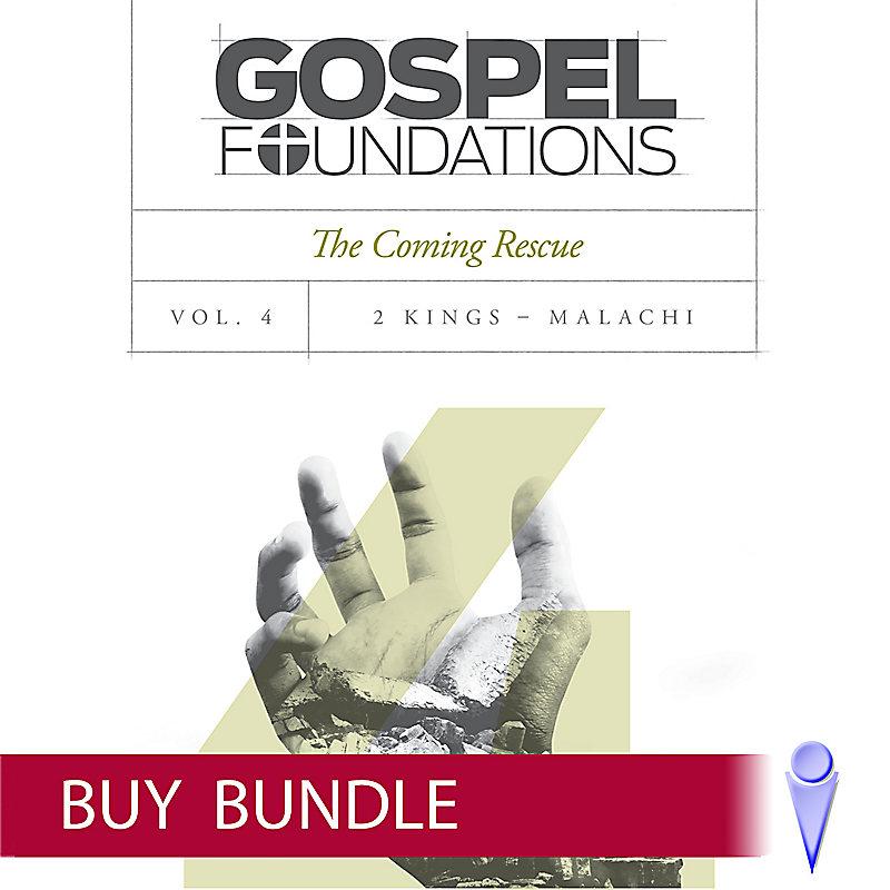 Gospel Foundations - Volume 4 - Video Bundle - Buy