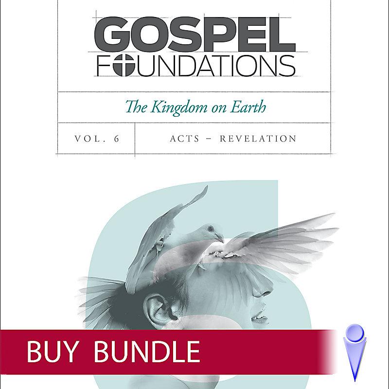 Gospel Foundations - Volume 6 - Video Bundle - Buy