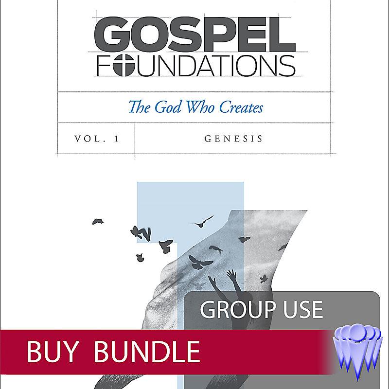 Gospel Foundations - Volume 1 - Group Use Video Bundle - Buy