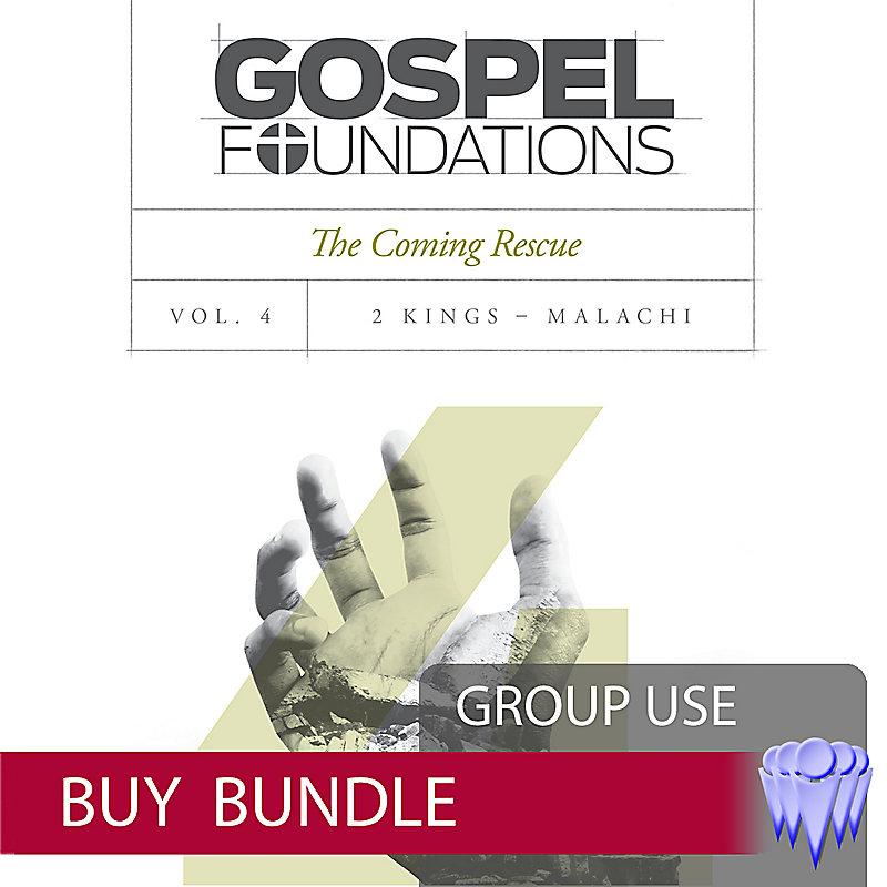 Gospel Foundations - Volume 4 - Group Use Video Bundle - Buy