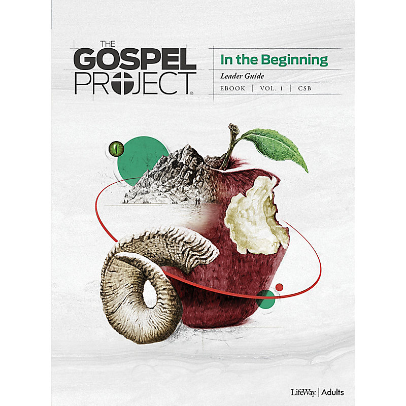 The Gospel Project: Adult Leader Guide - CSB - Fall 2018