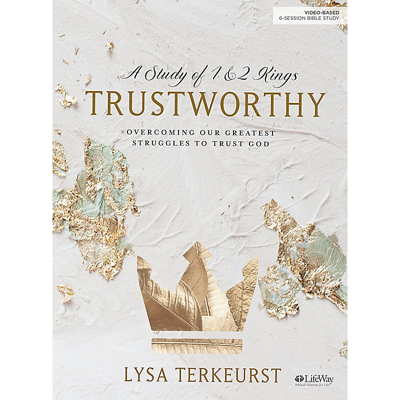 Trustworthy - Bible Study Book