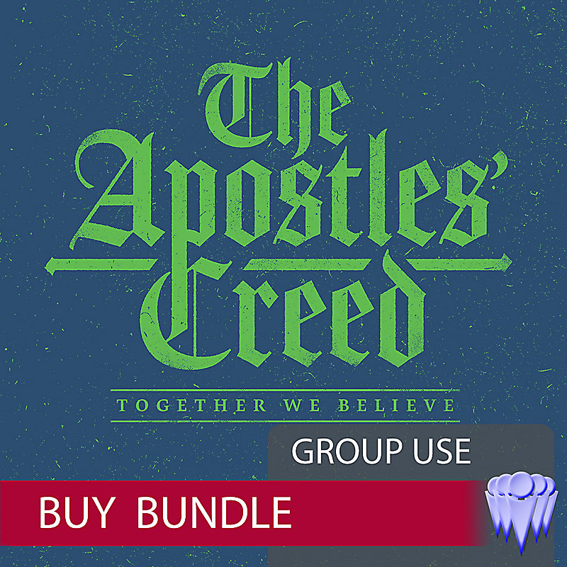 Apostles' Creed - Group Use Video Bundle