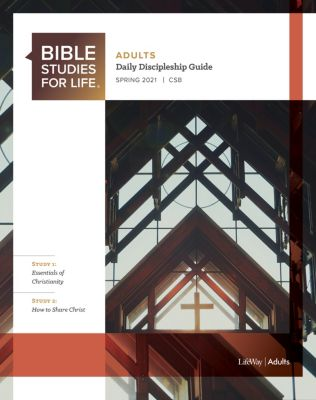 Bible Studies for Life Adult Daily Discipleship Guide