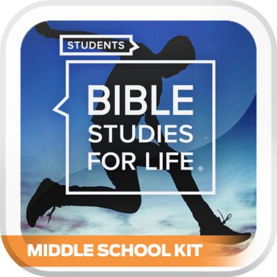 Bible Studies for Life Student Middle School Digital Kit