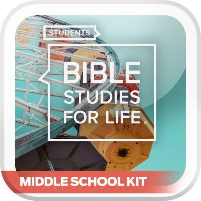 Bible Studies for Life Student Middle School Digital Kit