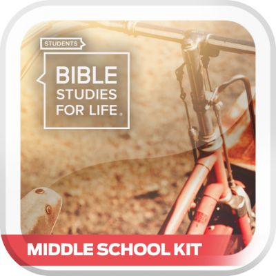 BIble Studies for Life Middle School Digital Kit