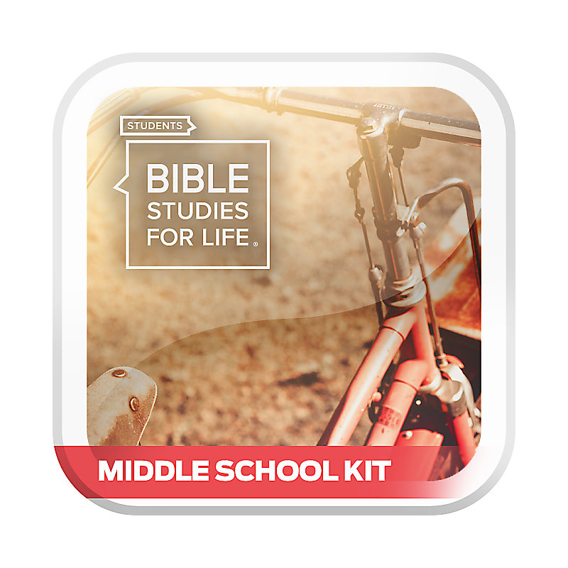 Bible Studies for Life: Students - Middle School Kit - CSB - Spring 2021