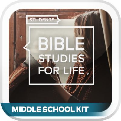 BIble Studies for Life Middle School Digital Kit