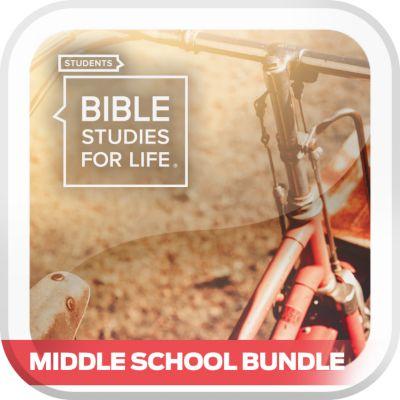 BIble Studies for LIfe Middle School Digital Bundle