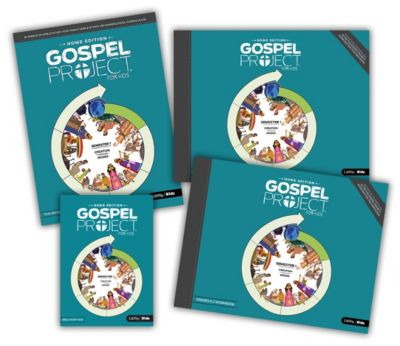 The Gospel Project for Kids Home Edition