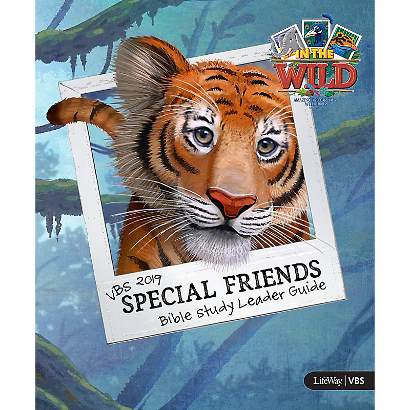 VBS 2019 Special Friends Leader Guide