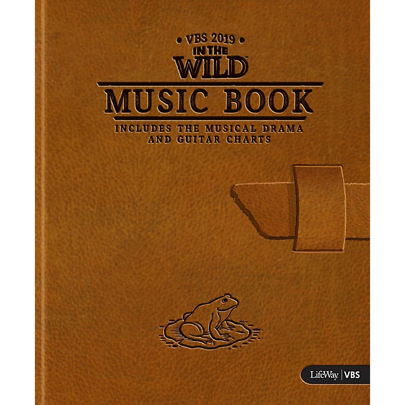 VBS 2019 Music Book