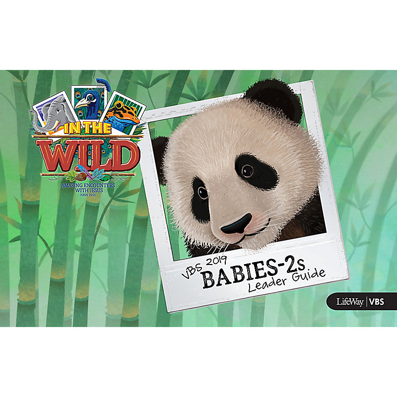 VBS 2019 Babies-2S Leader Guide