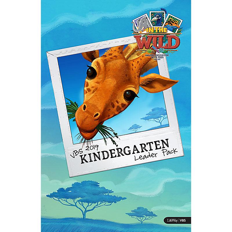 VBS 2019 Kindergarten Leader Pack