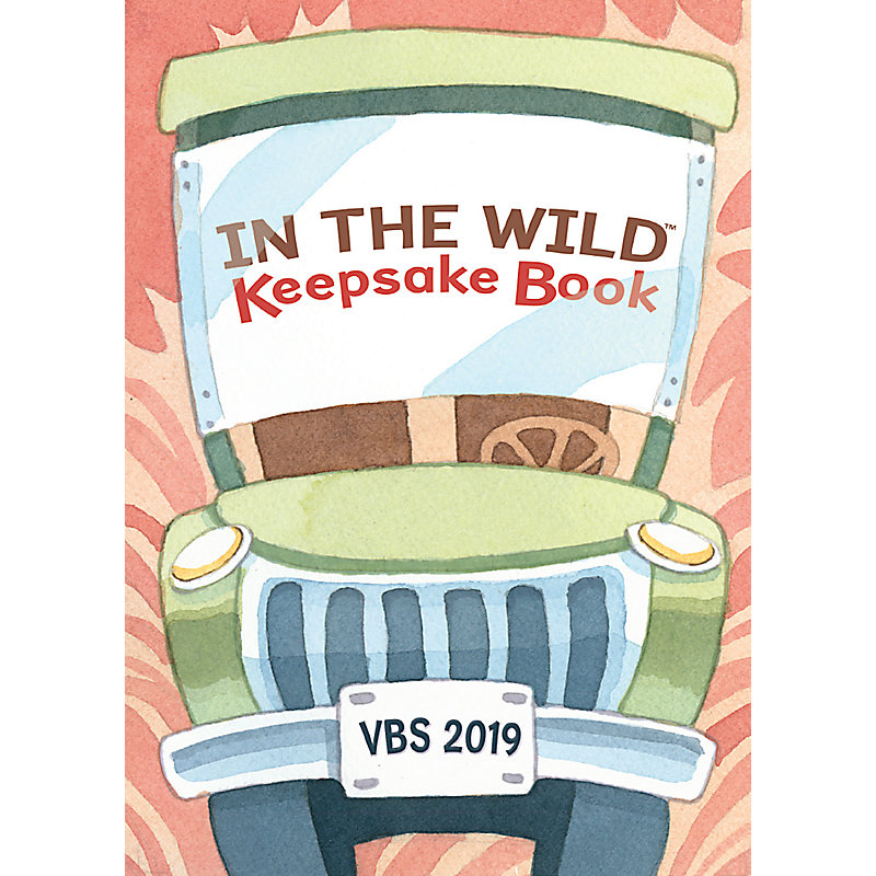 VBS 2019 Keepsake Book